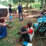 The Water Project: Mukhuyu Community, Shikhanga Spring -  Hand Washing