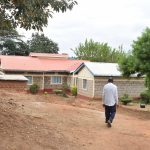 The Water Project: Kasioni Community A -  Richard Makau Household