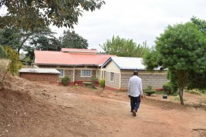 The Water Project:  Richard Makau Household