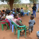 The Water Project: Ikulya Community A -  Training
