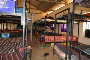 The Water Project:  Boys Dormitory