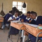The Water Project: Kyanzasu Secondary School -  Students In Class