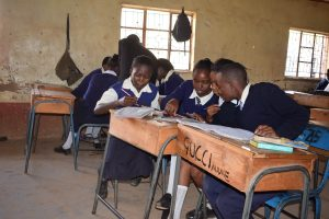 The Water Project : 5-kenya4869-students-in-class