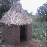 The Water Project: Rubani-Kyawalayi Community -  Latrine