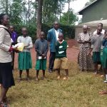 The Water Project: Esibuye Primary School -  Training