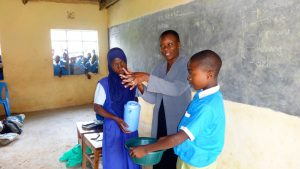 The Water Project : 6-kenya4680-hand-washing