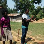 The Water Project: Shikoti Community B -  Hand Washing