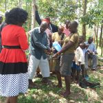 The Water Project: Lutali Community -  Hand Washing