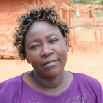 The Water Project: Nzalae Community A -  Agnes Mwende