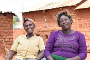 The Water Project:  Tabitha And Agnes