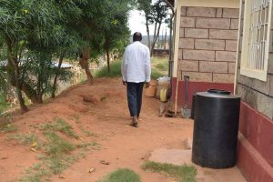 The Water Project:  Makau Household