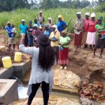 The Water Project: Timbito Community, Atechere Spring -  Onsite Training