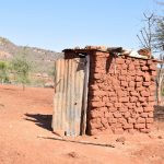 The Water Project: Katuluni Community -  Latrine