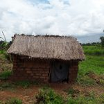 The Water Project: Rwentale-Kyamugenyi Community -  Various Latrine Conditions