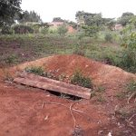 The Water Project: Byebega-Kirisa Community -  Latrines In Different Conditions