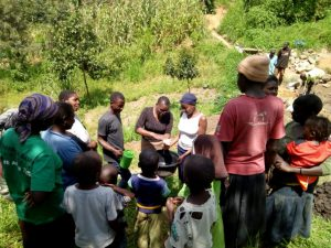 The Water Project:  Hand Washing
