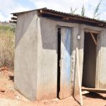 The Water Project: Kithumba Community A -  Latrine