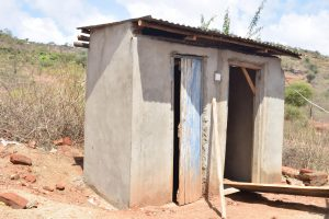 The Water Project : 7-kenya4862-latrine