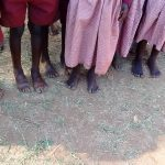 The Water Project: Irenji Primary School -  No Shoes
