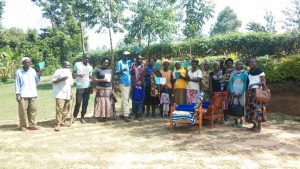 The Water Project:  Group Picture After Training