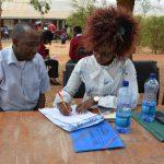 The Water Project: Uvaani Secondary School -  Interviewing John Muchina