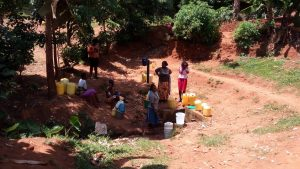 The Water Project:  Current Water Sources