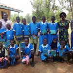 The Water Project: Malaha Primary School -  Group Picture