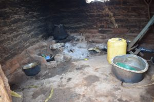 The Water Project : 9-kenya4767-agnes-kitchen