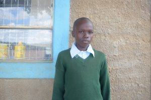 The Water Project:  Shadrack Kioko
