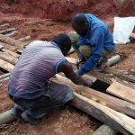 The Water Project : 9-kenya4834-latrine-construction