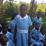 The Water Project: Mumias Central Primary School -  Ctc Club President Esther Wandabwa