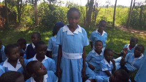 The Water Project:  Ctc Club President Esther Wandabwa
