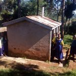 The Water Project: Gidagadi Primary School -  Girl Latrines