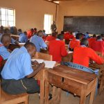 The Water Project: Ikaasu Secondary School -  Students In Class