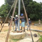 The Water Project: Conakry Dee Community A -  Drilling