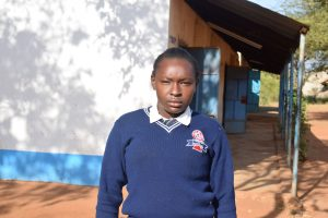 The Water Project:  Asdf_kithaasu Secondary_mary Ndumi