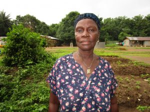 The Water Project:  Interview Yeabu Kanu
