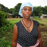 The Water Project: Conakry Dee Community A -  Interview Isatu Kamara