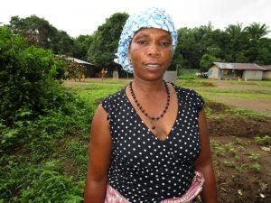 The Water Project:  Interview Isatu Kamara