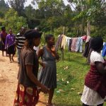 The Water Project: Mwiyala Community, Benard Spring -  Transect Walk