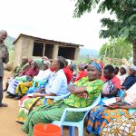 The Water Project: Muselele Community -  Training