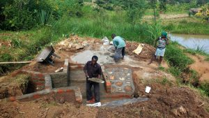The Water Project : 10-kenya4729-construction