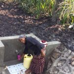 The Water Project: Mwiyala Community, Benard Spring -  Clean Water