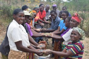 The Water Project:  Seed Distribution