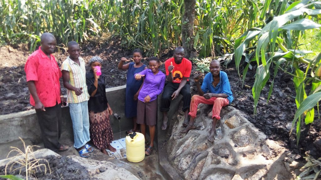 The Water Project : 11-kenya4733-clean-water
