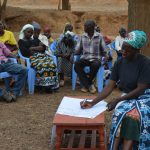 The Water Project: Kithuluni Community A -  Training