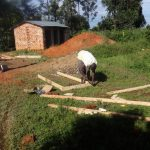 The Water Project: Matete Girls High School -  Latrine Door Frames