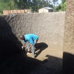 The Water Project: Matete Girls High School -  Tank Construction
