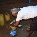 The Water Project: Katunguli Community -  Kitchen