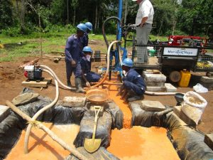 The Water Project : 12-sierraleone5130-drilling